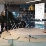 Видео — поэтический вечер в Доме книги «С надеждой вдаль… Из века Серебряного в наши дни» — часть первая