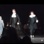 Видео — спектакль «Сейлемские ведьмы» — 17.10.2015 г. (поклоны)