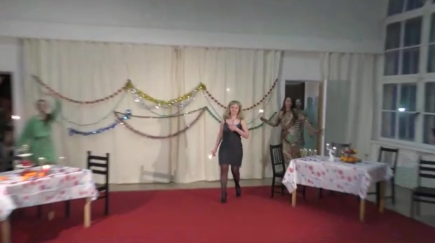 Открытое выступление участников театральной студии — 24.01.2016 г. (полное видео)