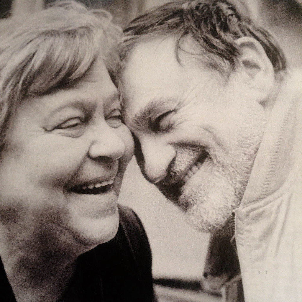 Карина Филиппова и Борис Диодоров