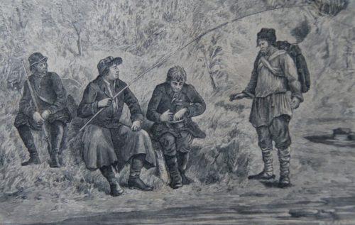 Малиновая Вода - Записки Охотника - Иван Тургенев