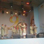 В День Победы артисты Нового театра выступили на ВДНХ