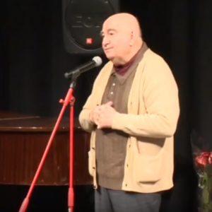 Вечер памяти Бориса Львова-Анохина