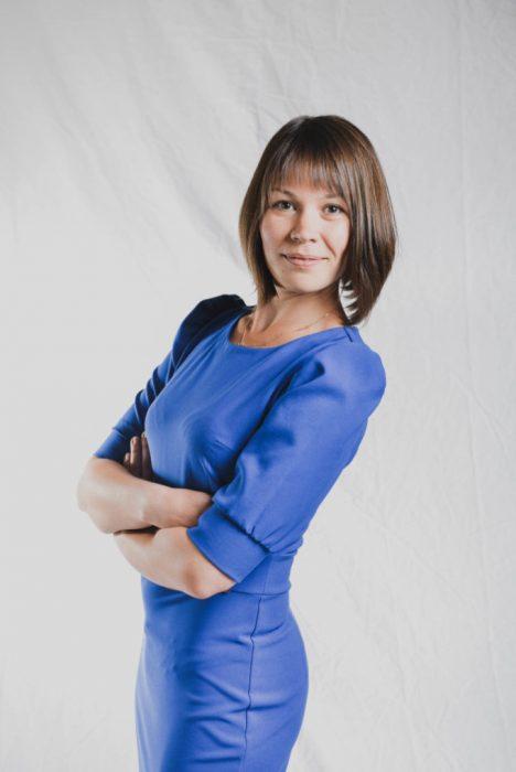 Екатерина Демакова (фото Е. Кулешовой)