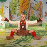 Юрий Караулкин в детском спектакле