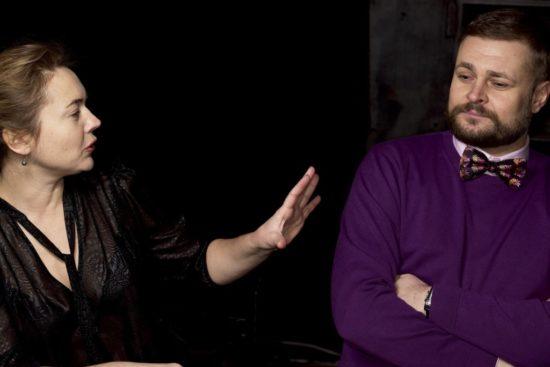 Наталья Рассиева и Роман Бреев - фото Ксавьер Бушон