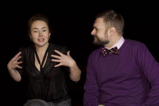 Наталья Рассиева и Роман Бреев — фото Ксавьер Бушон
