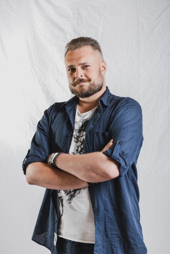 Роман Бреев — фото Екатерины Кулешовой