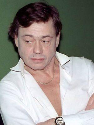 Николай Караченцов — «Над Пушкинской строкой»
