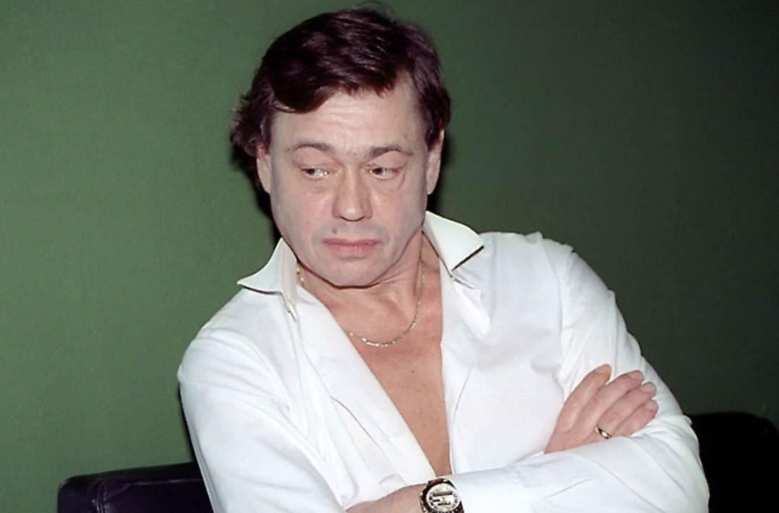 Николай Караченцов – «Над Пушкинской строкой»