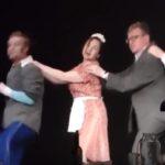 """18-го июня спектакль """"Провинциальные анекдоты"""" был в последний раз показан в Новом театре в 42-м сезоне"""