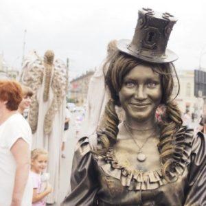 Фестиваль под названием «Театральный дворик» пройдет в Туле