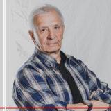 День рождения у артиста Нового театра Алексея Михайлова
