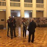 Телеканал «Культура» снял сюжет о премьере в Московском Новом театре