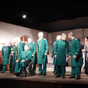 Историко-этнографический театр — спектакль «Как француз Москву брал»