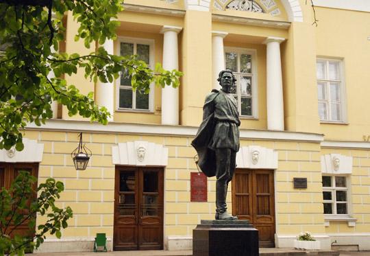 29-го октября состоится встреча Вячеслава Долгачева со студентами литературного института