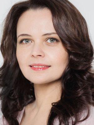 Ксения Громова — артистка Нового театра (конец 1990-х — начало 2000-х годов)