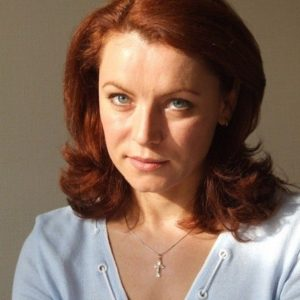 Лариса Шахворостова — артистка Нового театра в 1988-1991 годы
