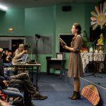 Вампиловский фестиваль — Актёрская чайная