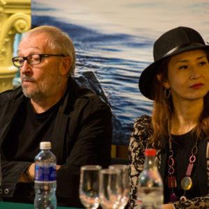 Вампиловский фестиваль — Пресс-конференция