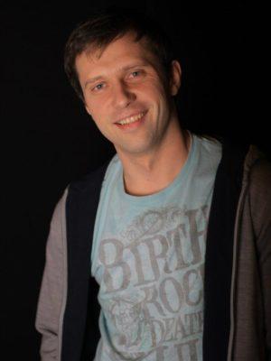 Никита Алферов и Камерный театр «Крупный план»