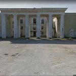 Здание-побратим Нового театра в городе Нарва