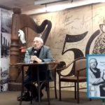 Творческая встреча Вячеслава Долгачева в Московском Доме Книги – 15 ноября 2017 года (видео)