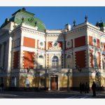 Новый театр едет в Иркутск