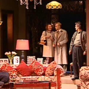 Сюжет о премьере спектакля «Кто боится Вирджинии Вульф?» на ТВ «Культура»