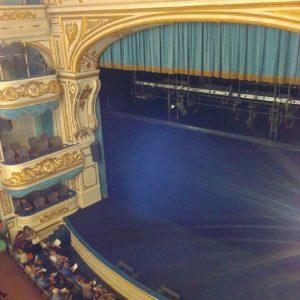 23-го сентября — спектакль «Провинциальные анекдоты» в Иркутске