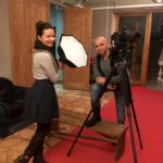 Фотограф из Германии Ксавьер Бушон рассказал о своих впечатлениях от Москвы и Нового театра