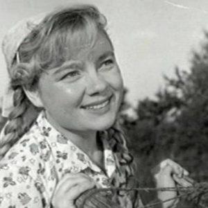 Памяти талантливой актрисы кино и театра Нины Дорошиной