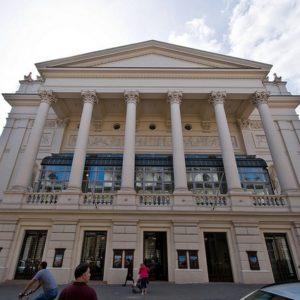 Ковент-Гарден — Королевский Лондонский театр