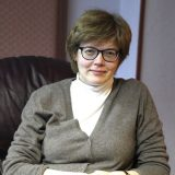 Российская писательница нашего времени Майя Кучерская