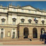 Ла Скала – жемчужина Милана