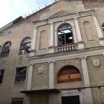 ДК Герасимова в Нарве — здание-побратим Нового театра