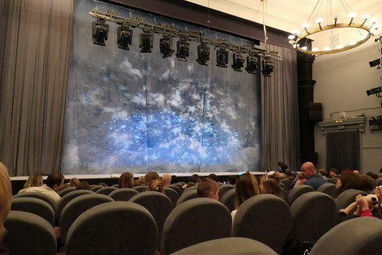 Новогоднее настроение в Новом театра - 03