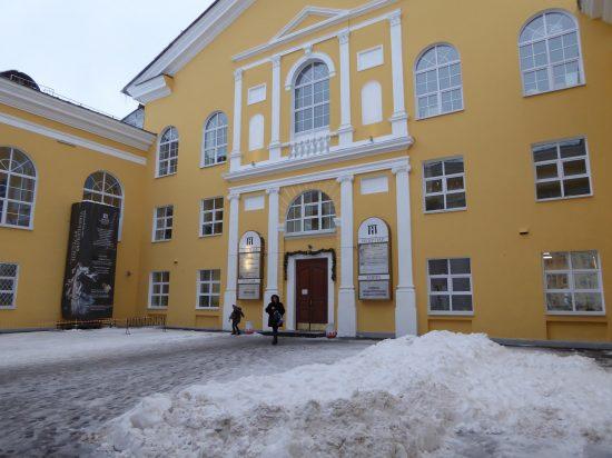 Новогоднее настроение в Новом театра - 08