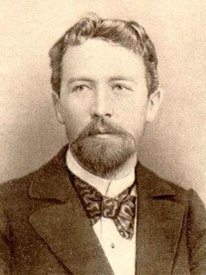 Великий русский писатель и драматург Антон Павлович Чехов