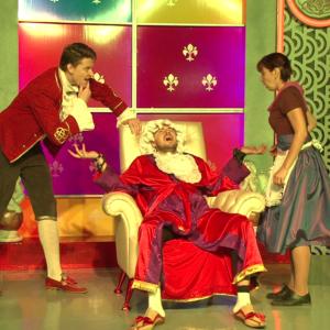 Новый театр Сочи открывает сезон спектаклем «Единственный наследник»
