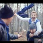 ПОСТАВЩИК ХОРОШЕГО НАСТРОЕНИЯ - рекламное видео с артистами Нового театра