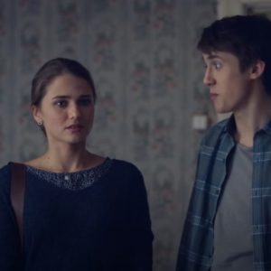 Иван Ефремов и Мария Митрофанова - реклама